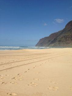 Whiling Away the Afternoon at Kauai's Polihale Beach : Condé Nast Traveler