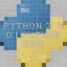 Python 3.4.0 | Python.org