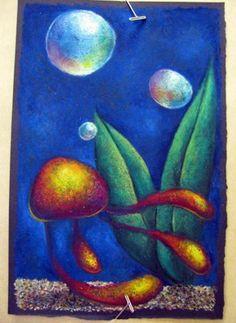 ARTISUN: Preliminary Oil Pastels