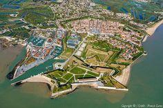 ✈️  Photo aérienne de : Ile d'Oléron - Charente-Maritime (17)