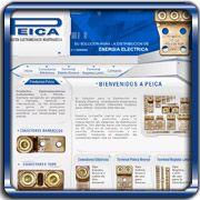 Organización:   Peica;   Ubicación:   La Victoria;   Enlace:   http://www.peica.com.ve;   Segmento:  Electricidad y Electrónica;   Año:   2006