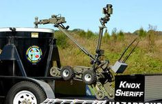 Republican convention gets 'bomb robots' like the one used against the Dallas shooter     - CNET  A Remotec bomb-disposal robot similar to the kind that will be on hand at the Republican convention in Cleveland.                                              Northrop Grumman                                          Robots like the one police used to kill the suspect in the July 7 shooting deaths of five officers in Dallas will be available to law enforcement in charge of security at next weeks…
