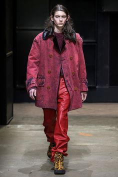 Marni Fall 2019 Menswear Fashion Show Collection  See the complete Marni  Fall 2019 Menswear collection f86ec9017