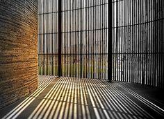 Chapel of Reconciliation Berlin - martin rauch