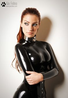 Latex Catsuits zz