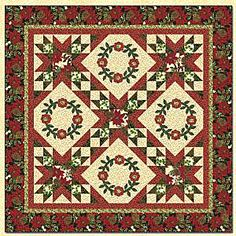 Christmas quilt square