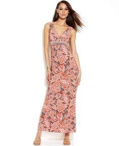 concepts-petite-sleeveless-paisley-print-maxi-dress-