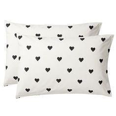 The Emily + Meritt Heart Sheet Set