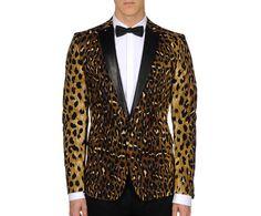 Para Dsquared2 elegancia y leopardo van de la mano