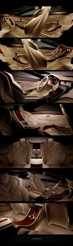 Automotive design by Piotr Czyzewski