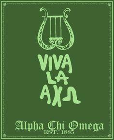 VIVA LA AXO! My little @Kelsey Jackson designed this for my grand little! Epsilon Lambda :)