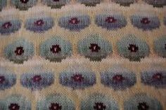 Bilderesultat for how to knit kaffe fassett poppies