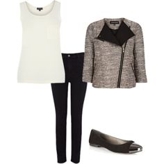 """WORK it"" by stylehousepr on Polyvore (Featuring Warehouse and Oasis)"
