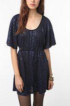 Staring at Stars Dolman Sequin Knit Dress
