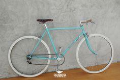 Sapore di mare #Ciclografica #bici #bike #bicicleta #bicycle #velo #vintage #oldstyle #retro #type #typography
