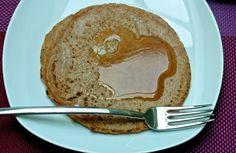 Simple Spelt Vanilla Pancakes! | Sophie's Foodie Files