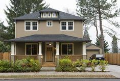Four Square Home Remodel | New 'vintage' homes in inner southeast Portland | OregonLive.com