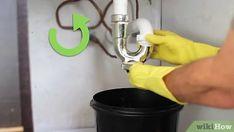 3 Ways to Unclog a Kitchen Sink - wikiHow Best Drain Cleaner, Kitchen Sink