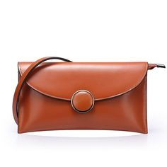 9d77b86016 women cow leather hand bag with chain strap crossbody bag fashion leather  wallet handbags lady Shoulder