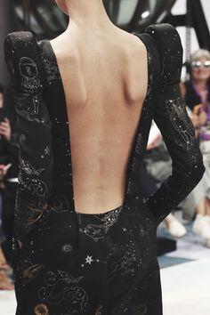 Schiaparelli Fall Haute Couture 2016 Detail | Lovika