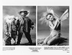 Screwball and Brown Tom, Oona [Photographs by Annie Leibovitz] http://www.figmentfly.com/legend/background3.html