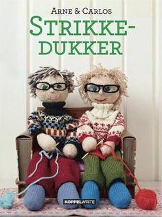 Image result for strikkede dukke diy