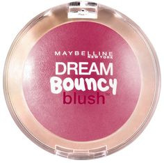 The Best Cream Blush That Won't Fade | StyleCaster     Maybelline Dream Bouncy Blush, $6.44 - $6.99, target.com