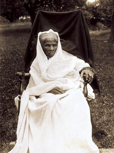 Harriet Tubman: slave, abolitionist, spy and first woman to lead an armed expedition during war.