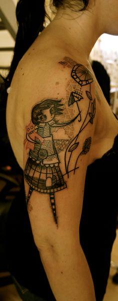 noon tattoo culture/brooklyn/ny
