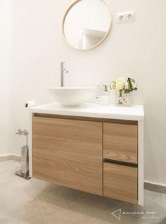 emmme studio Reforma baño lavabo y ducha #studyEXCLUSIVE #lavabo #TRESGriferia #spain
