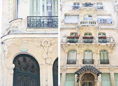 A guide to Art Nouveau in Paris