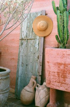 Riad Jardin Secret Marrakech - The Pink Rooftop Marrakech, Tangier Morocco, Interior Design Vision Board, Cuban Decor, Mexican Garden, Cactus Y Suculentas, Exterior, Tropical Vibes, Terrace Garden