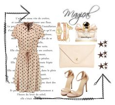 """Magical"" by sneza-rossi ❤ liked on Polyvore featuring Sonia by Sonia Rykiel, Salvatore Ferragamo, Joshu+Vela, Geneva and jcp"
