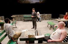 Teatro Vista's 'Fish Men' at the Goodman Theatre