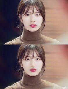 Korean Long Hair, Asian Short Hair, Asian Hair, Thin Bangs, Long Hair With Bangs, Korean Bangs Hairstyle, Hairstyles With Bangs, Hair Inspo, Hair Inspiration