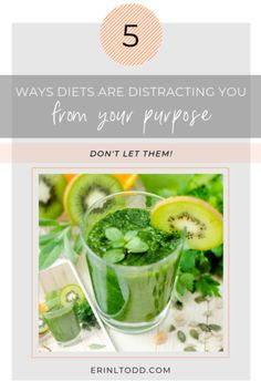 Don't let dieting distract you from your true purpose. Discover how the lies of Diet Culture are distracting you and holding you back from your true purpose. Recognize the false purpose of weight loss and trade it in for God's purpose for your life. My Purpose In Life, Purpose Driven Life, Finding Purpose, Don't Let, Let It Be, Healthy Body Images, Eat Slowly, Binge Eating, Intuitive Eating