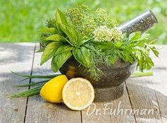 Lemon Basil Vinaigrette | Recipe Guide | Dr Fuhrman.com