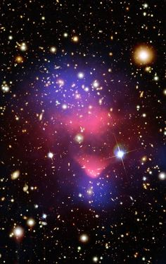 """Galaxy Cluster 1E 0657-556 