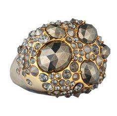 Trademark jewel encrusting...