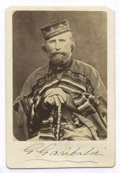 Autograph CDV Garibaldi Miliitary General Italian Soldier ink signed photograph Local Fairs, Daguerreotype, Crystal Palace, Soldiers, Photograph, Victorian, Military, Ink, Gallery
