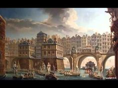 Georg Philipp Telemann 12 Quatuors parisiens. This is very nice baroque music by Telemann over 3 hours long!!!