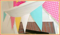 Sunshine Summer Birthday Party Banner by BoopteyLu on Etsy, $10.00