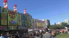 Burlington Ontario Rotary Ribfest 2016