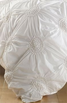 Nordstrom at Home 'Chloe' Duvet Cover available at #Nordstrom--Who's buying my this for christmas???