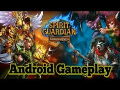 SPIRIT GUARDIAN Gameplay on Android / Partida de SPIRIT GUARDIAN en Android - YouTube #androidgame #android #rpg #spiritguardian #galaxys6 #s6edge #mobile #gaming