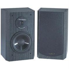 "BIC America DV62SIB 6.5"" Bookshelf Speakers"