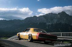 Muscle-Car-Coolness im Ford Thunderbird  ©Dani Reinhard  #zwischengas #oldtimer #youngtimer #classiccar #classiccars #auto #car #cars #ford #musclecar