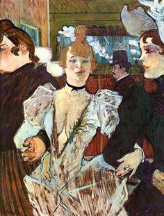 Toulouse Lautrec: La Goulue5