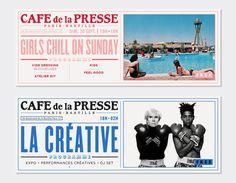 Fakepaper | Café de la Presse