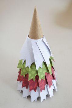 Paper-Christmas-Tree-Darice-7